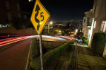The curves of Lombard Street