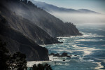 The coast of Big Sur