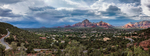 Sedona from the airport vortex