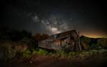 The Milky Way over Sedona