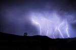 Lightning in Sedona