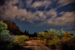 After dark in Sedona