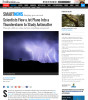 Article on lightning for the Smithsonian