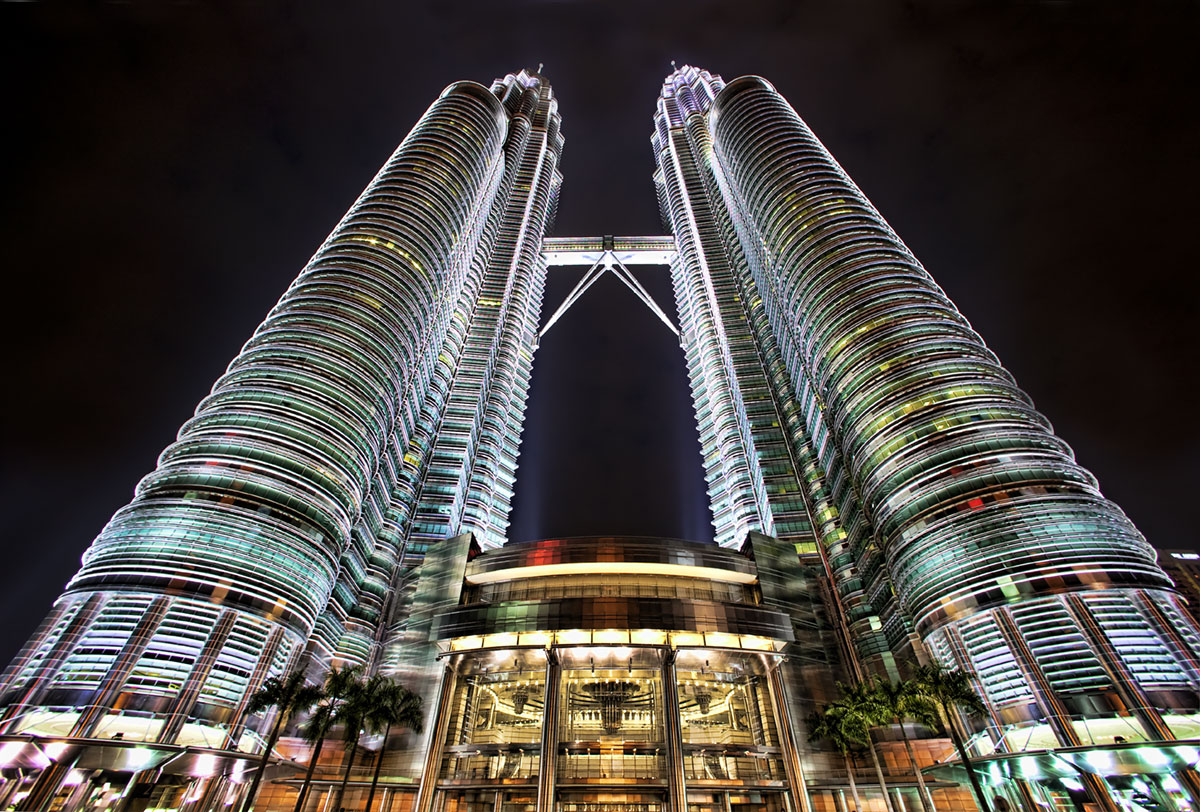 The amazing petronas towers more southeast asia far away places
