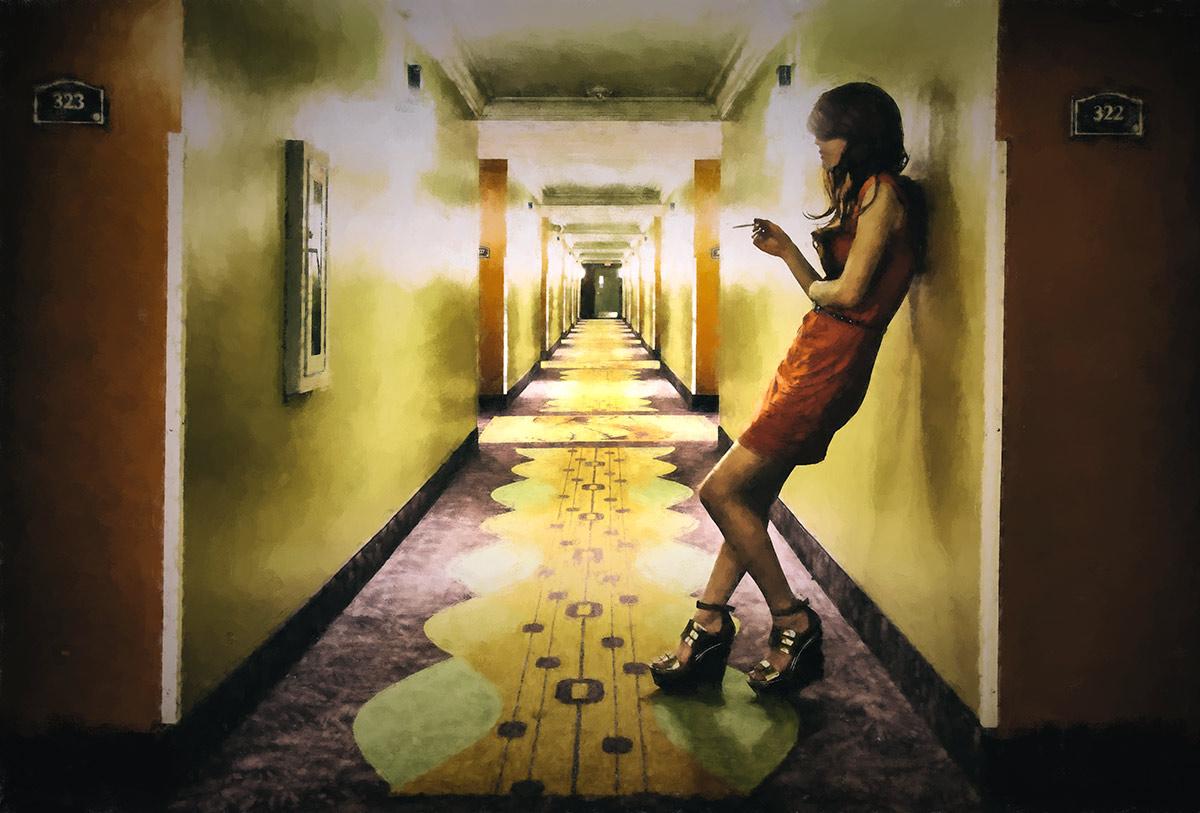 sydney-hallway