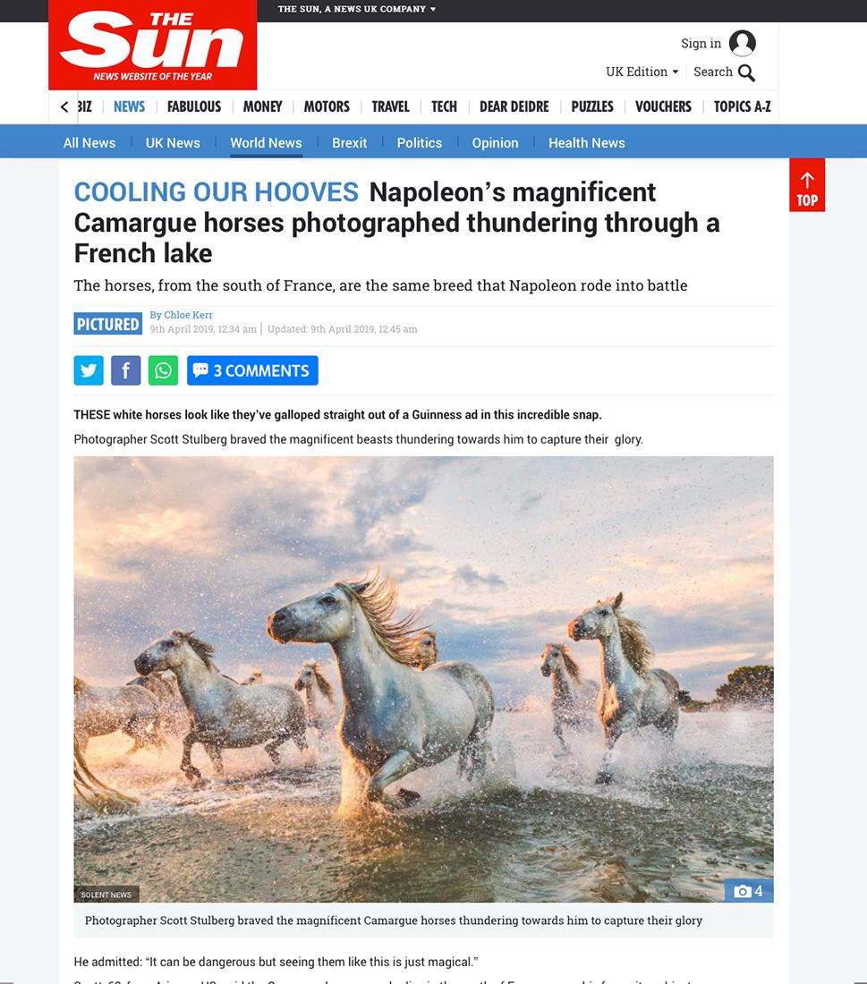 The Sun newspsper UK
