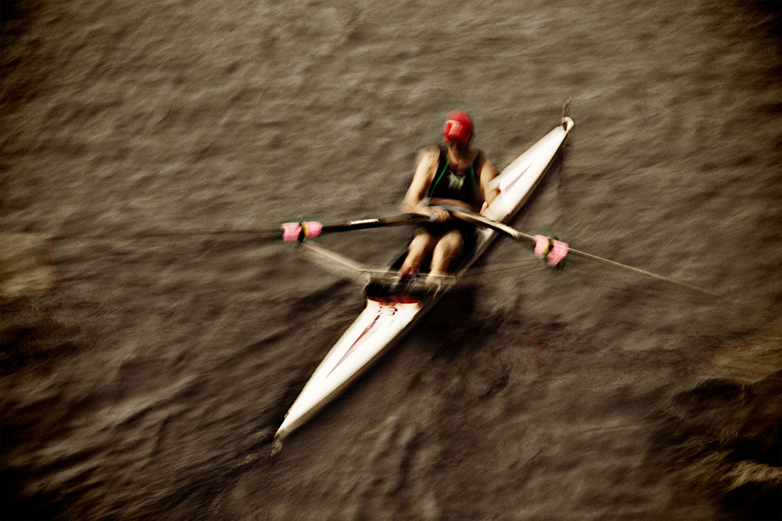 Head of the Charles race, Harvard, october 2011