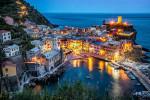 Vernazza in the Cinque de Terre, Italy