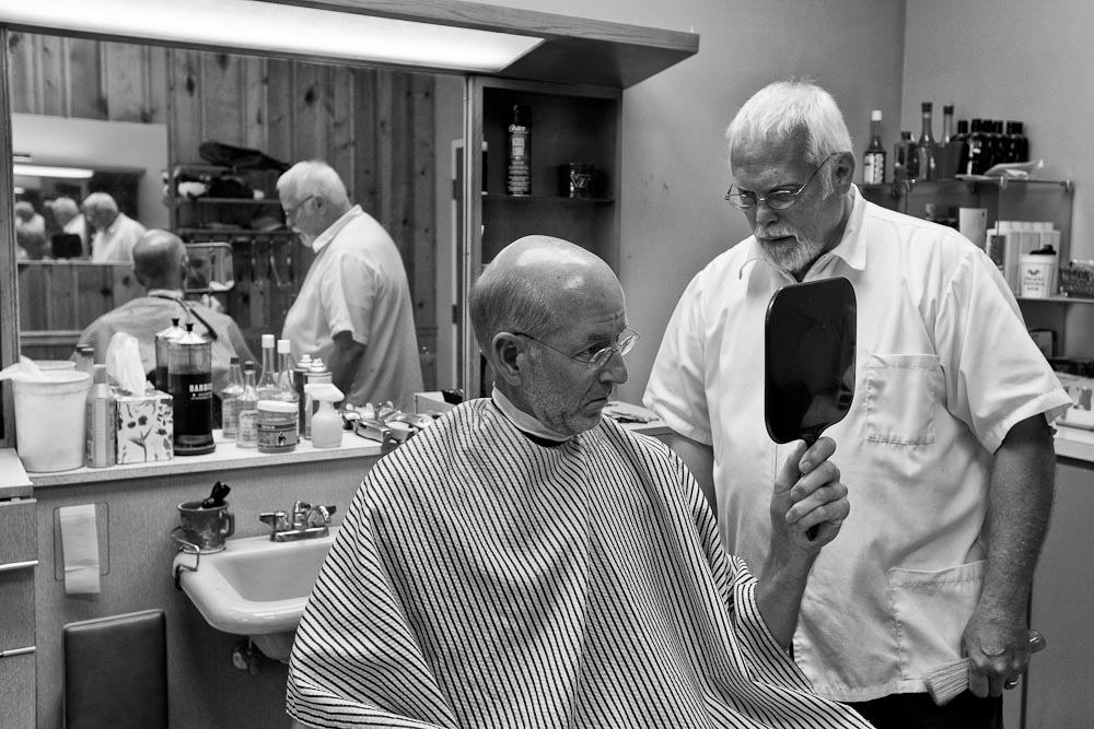 Staples Barber Shop
