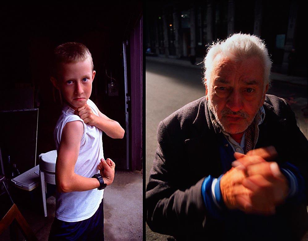 Bobby & Tony