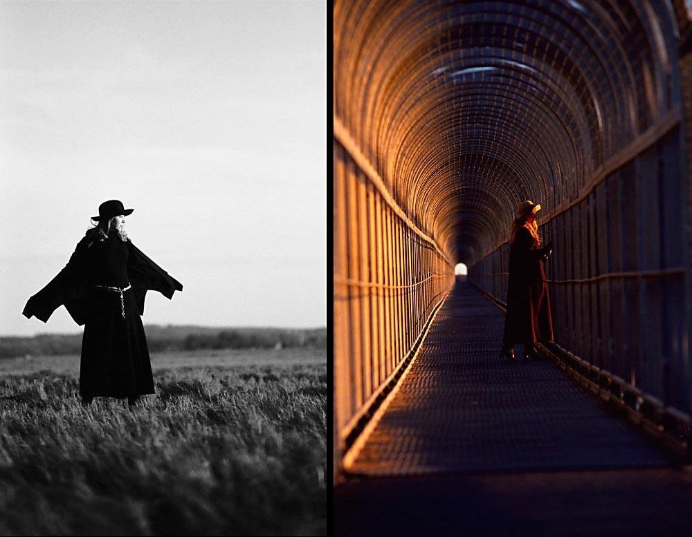 Scarecrow & Bridge