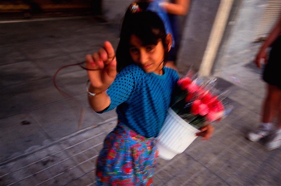 Gypsy Street Girl