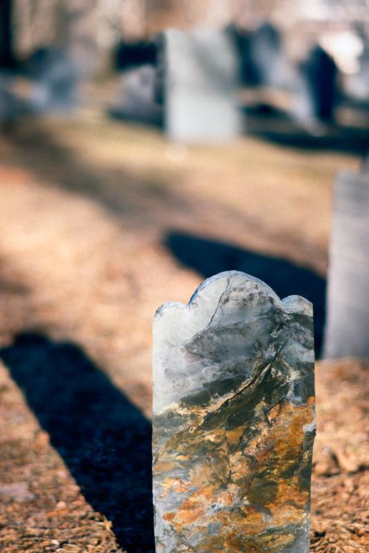Concord Headstone
