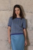 CA 36158 BALIVIA SWEATER BLUE GROUP