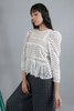 CA 36604 NAYRA TOP WITH CAMY WHITE