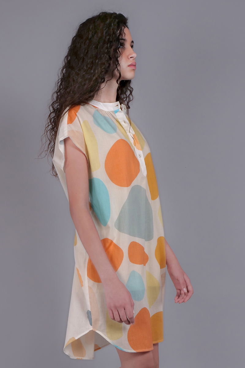 CA 400659 SEINA TUNIC DP GROUP CA 2023_SS 21