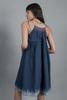 CA 400907 TESS DRESS NAVY