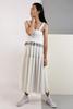 CA 400970 SAONA DRESS WHITE