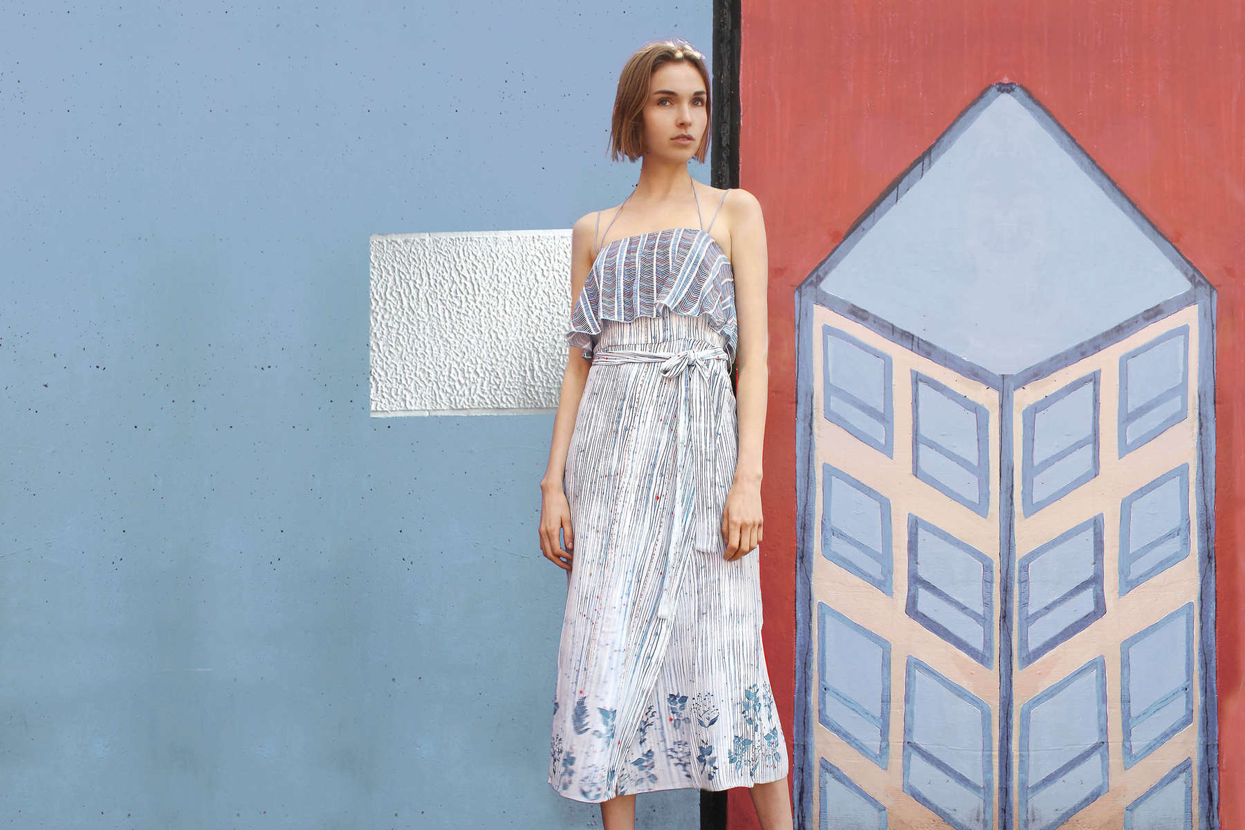 CA 47592 GET OVER YOURSELF DRESS DP GROUP 314 CA_SS 18