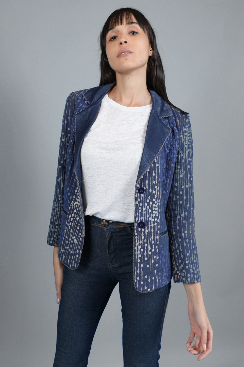 CA 70924 AMY JACKET NAVY