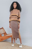 CA36870_KLAUDIA-SWEATER_CAMEL-GROUP-CA91892_ITASY-SKIRT_HAZEL-NUT