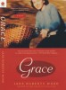 Grace, novel by Jane Roberts Wood.  Plume, Penguin Group USA, publisher.  Lucia Kim, designer.  Book jacket photograph, Woman riding bicycle.  ag_0000_1325 Color Rights Managed Image Copyright © 1999 Ann Giordano All Rights Reserved.  For reproduction rights and license fees, please contact licensing at anngiordano.com