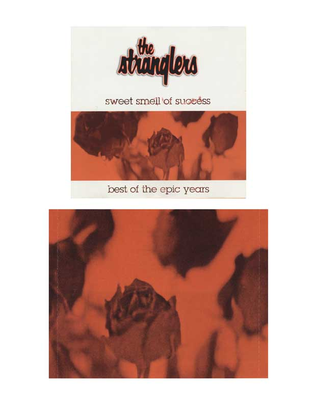 The Sranglers CD Cover and Interior  Sony Music BW Image Copyright © 1999 Ann Giordano  All Rights Reserved.