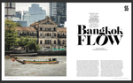 From a long-form story on Bangkok's creative riverside districts for Four Seasons Magazine.