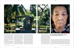 From a feature story in Smithsonian Magazine on the 50-year anniversary of the My Lai Massacre.