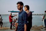 A sublime seaside scene in Fort Kochi, India.