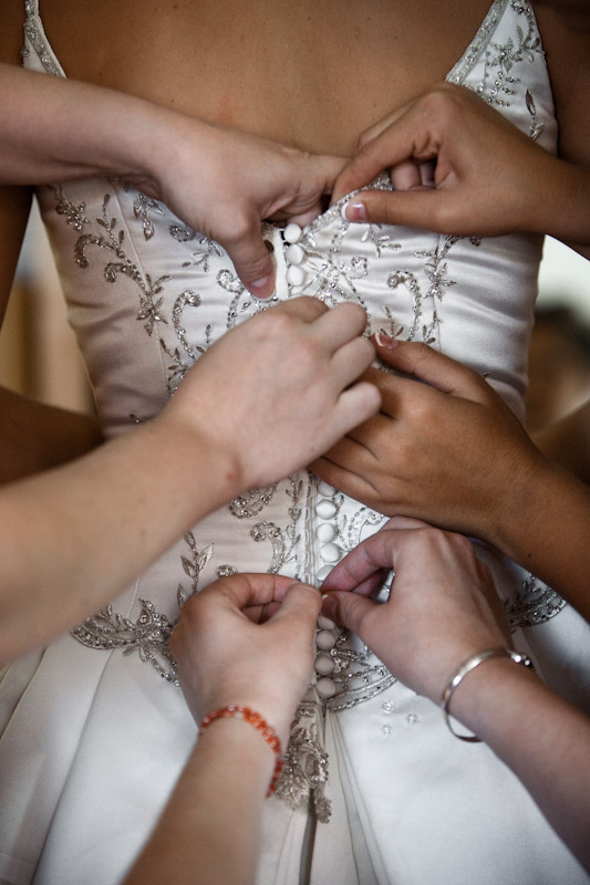 Mic Smith Photography LLC - Just DressesSome prefer a dress that's light and airy - others prefer a simple, seductive sillouhette. Here's a look at what our brides wore when they said {quote}I do{quote} in 2011, with plenty of close-ups to show the beading and buttons.  Wedding images photographed in Charleston, SC, Isle of Palms, Mt. Pleasant and Hilton Head, South Carolina.  The Lowcountry is a great spot for a wedding photographer.