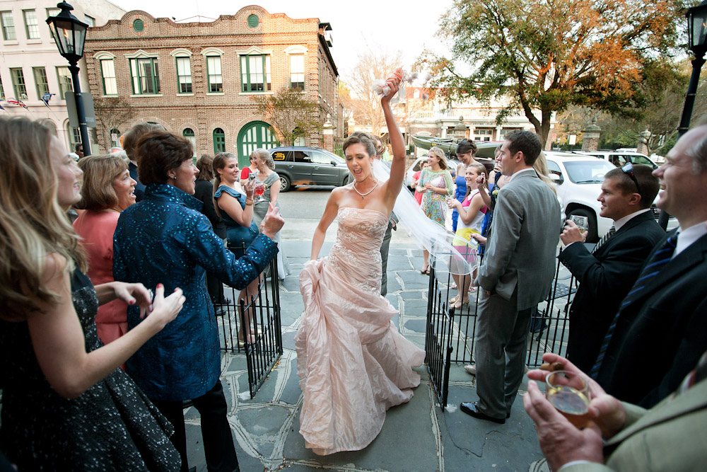 Charleston Wedding Photography in historic Charleston, S.C.