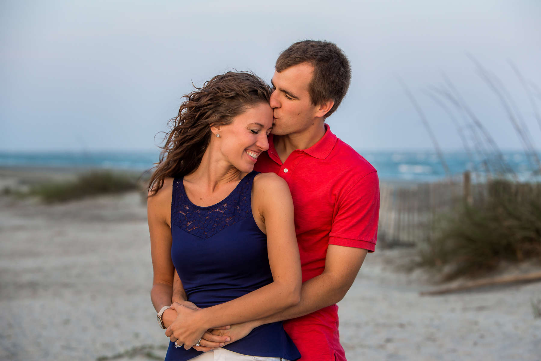 Isle of Palms Engagement Wedding Session