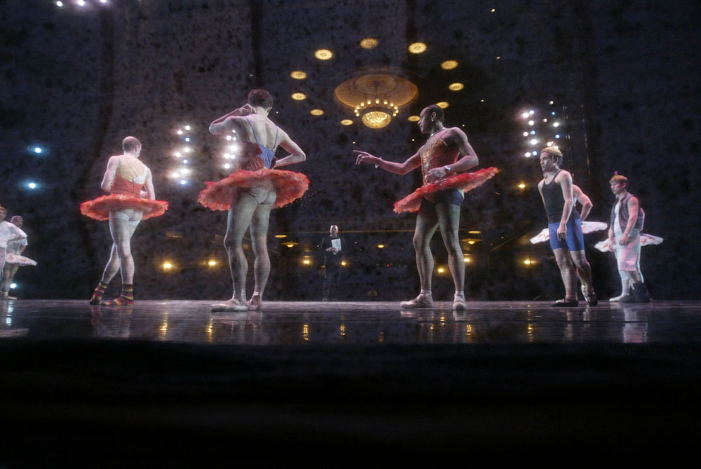 The Ballet de Monte Carlo performed at the State Theatre in New Brunswick.