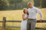 wedding engagement photography at knox farm