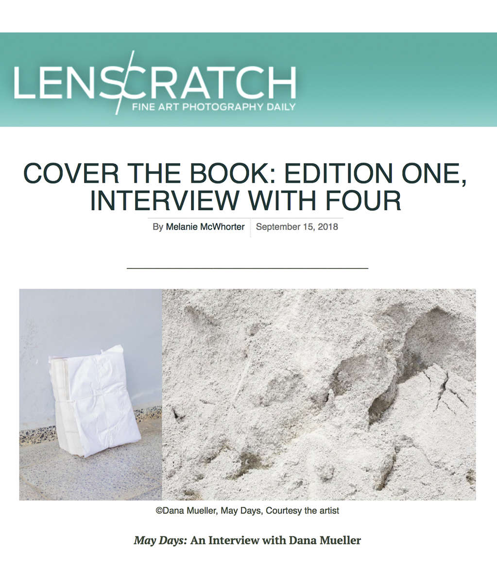Cover the Book: Edition One, Interview with Four By Melanie McWorther
