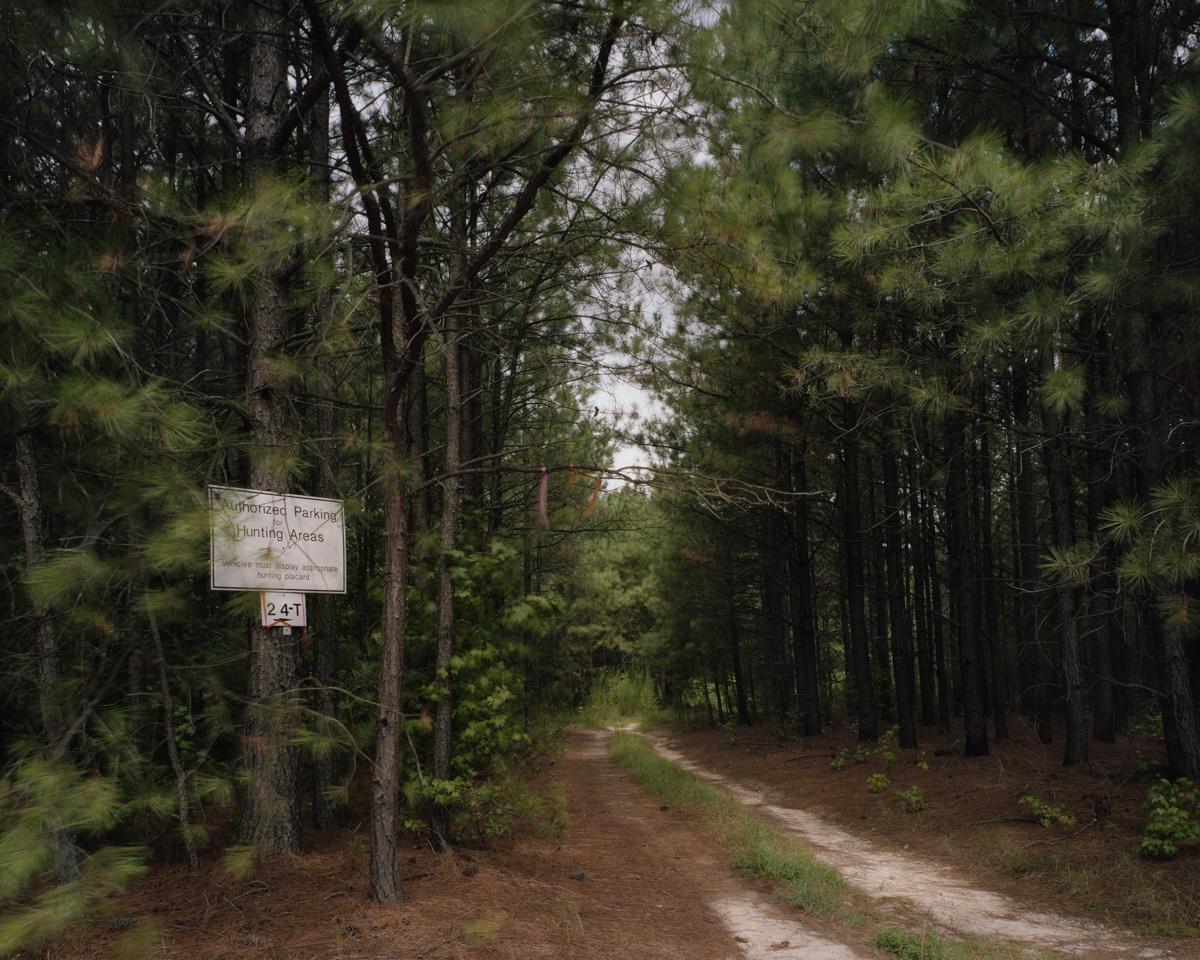 Camp Lee at Fort Lee Military Base near Petersburg, Virginia 2009