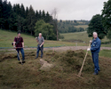 Workers, Thuringian Forest, Germany 2012