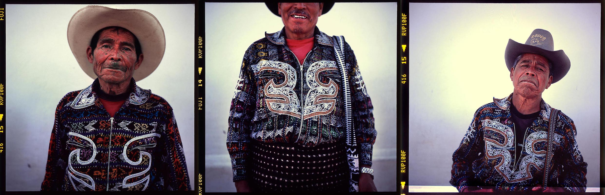 From the series ''Space Cowboys'', Kaqchikel Mayas, Solola, Guatemala.