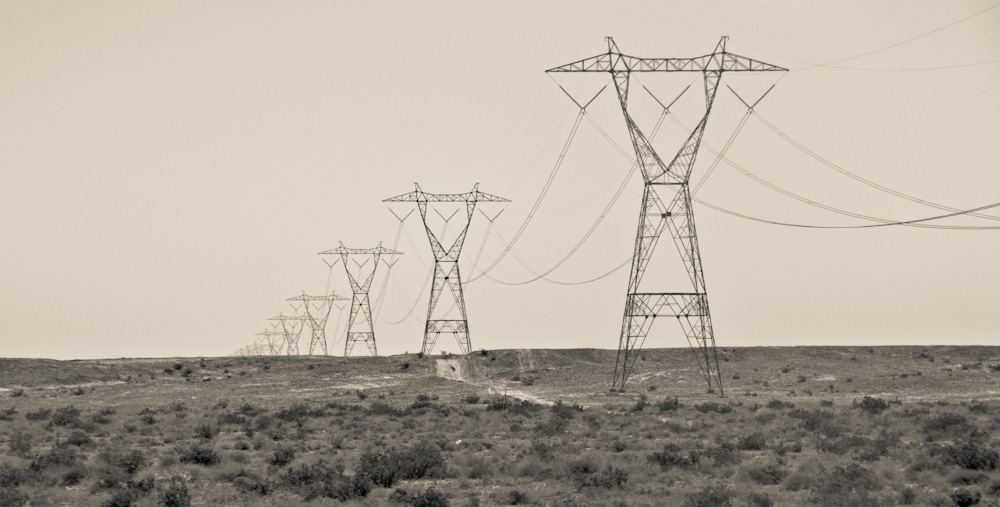towers of power, southern california