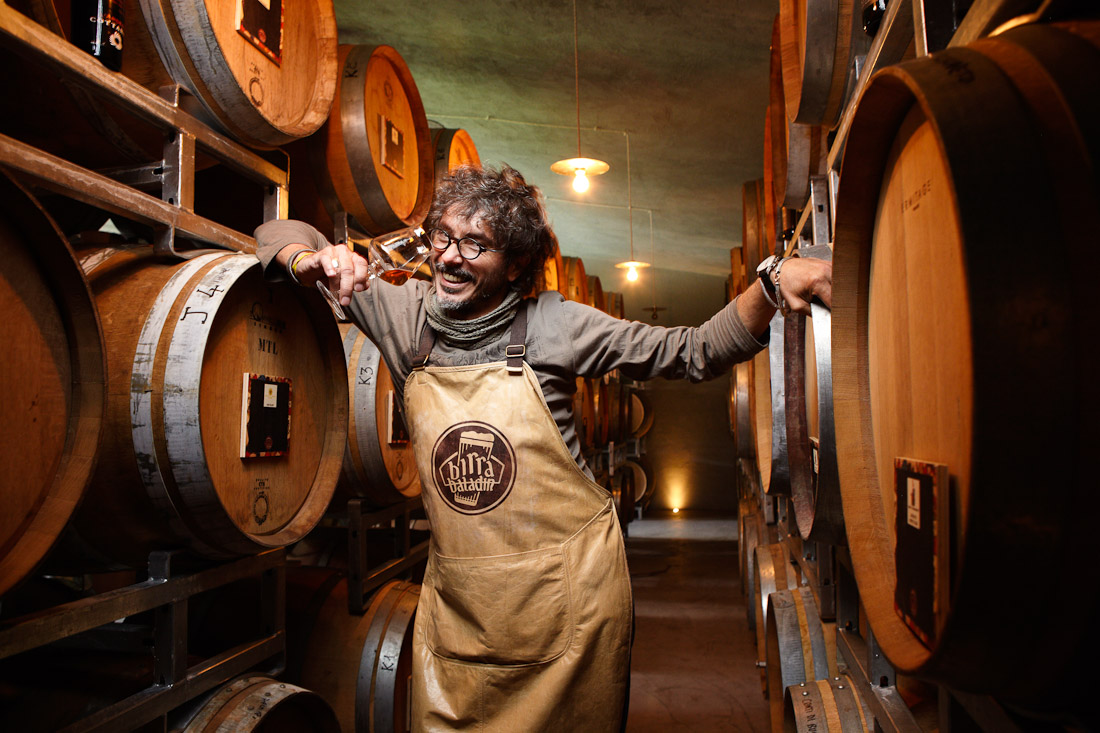 Teo Musso, the godfather of Italian artisanal beers