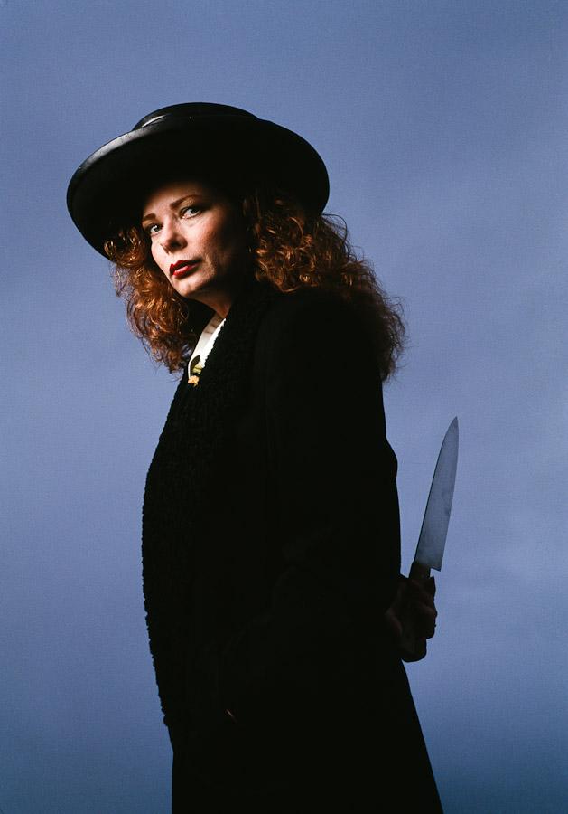 Suspense novelist Nancy Taylor Rosenberg