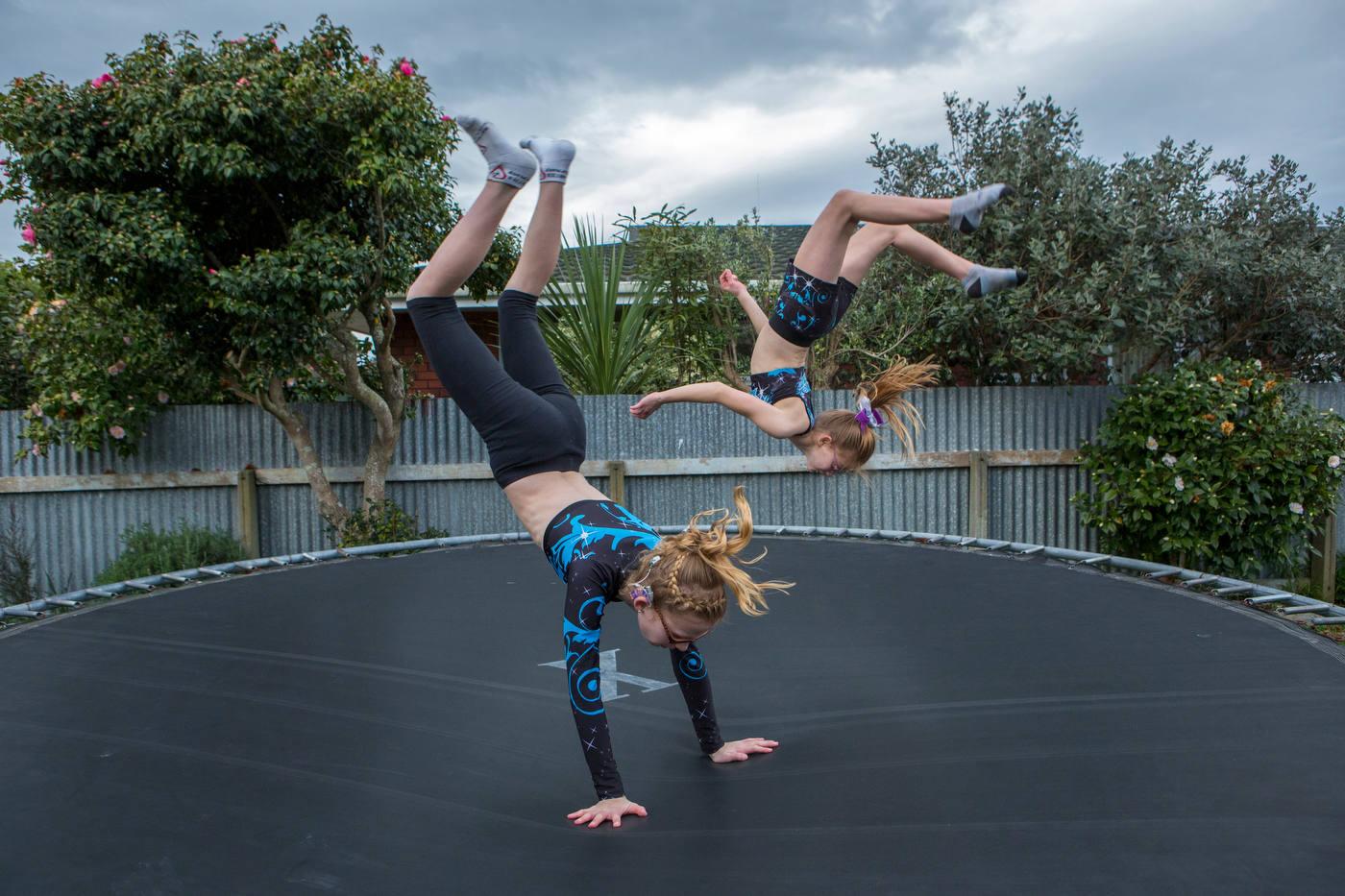 Floor, Palmerston, New Zealand.