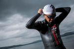 Kato-San, training for Ironman, Hokkaido, Japan.