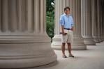 James, student, Massachusetts, for Advanced Bionics.