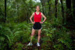 Lisa, long distance runner, Florida, for Advanced Bionics.