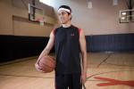 Kerun, basketball player, DC, for Advanced Bionics.