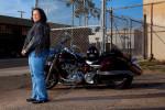 Star, nurse and biker, California, for Advanced Bionics.