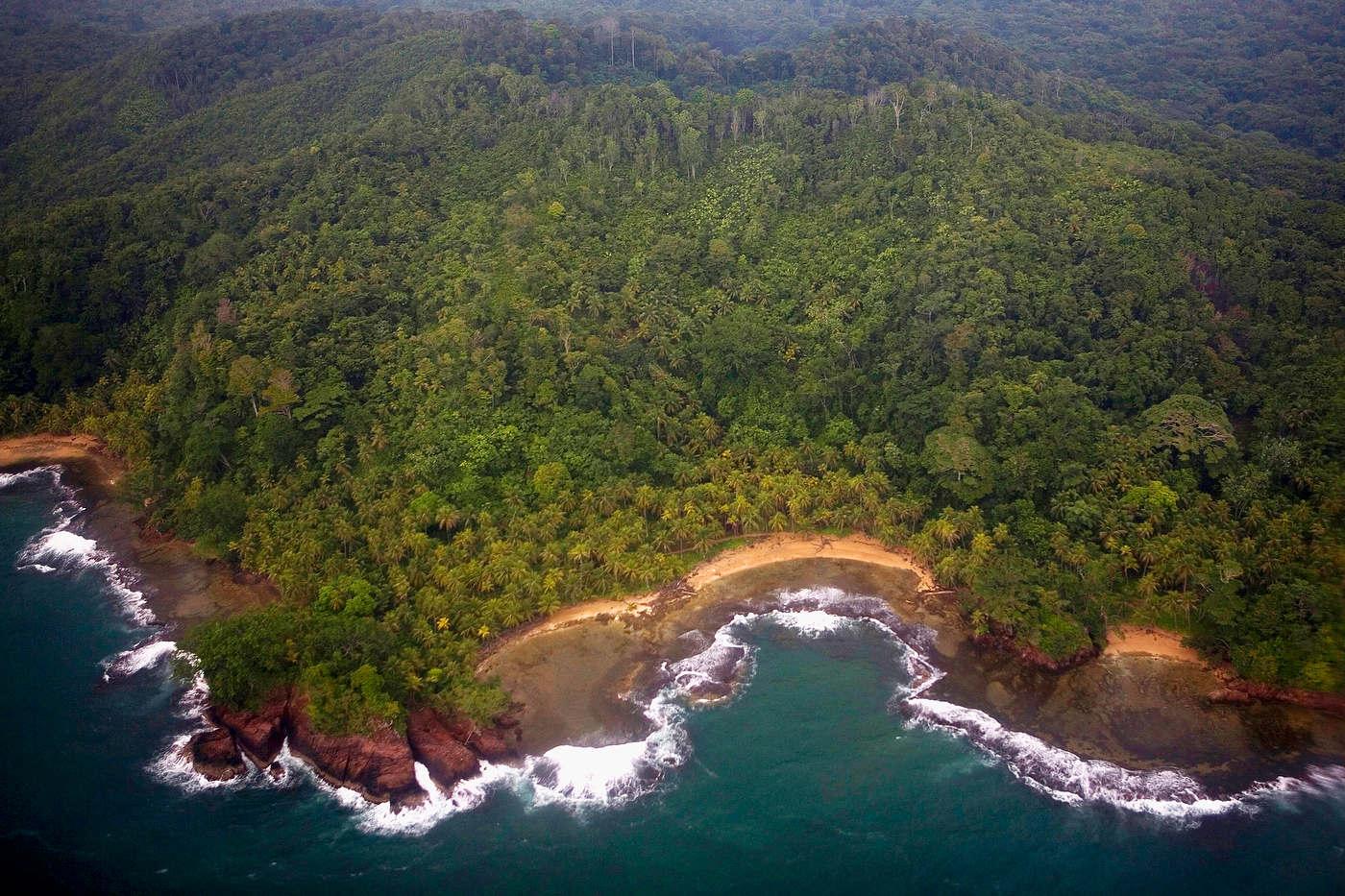 San Blas, Panama, for National Geographic Books.