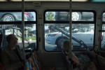 Passengers, Line 704, Santa Monica Boulevard.